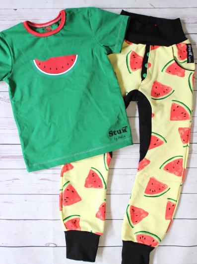 mönster barnkläder byxor